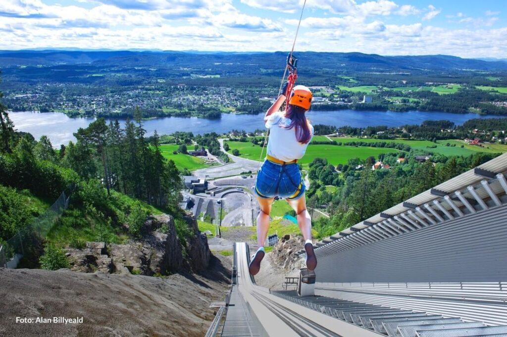 """Maren Lundby wbija szpilkę FIS-owi. """"Tyrolka w Vikersund otwarta także dla kobiet"""""""