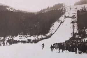 Wielka Krokiew 1925 Zakopane 300x200 - Krzeptowscy - jedyna taka narciarska rodzina