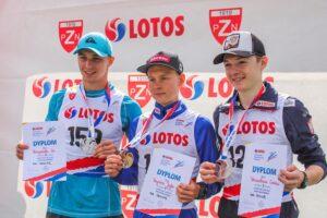Leja JojkoSz Ciszek lotoscupszczyrk2021 fotEwaSkrzypiec 300x200 - LOTOS Cup w Szczyrku: Kolejne wygrane Konderli i Wróbla, Jojko i Habdas dołączają do zwycięzców
