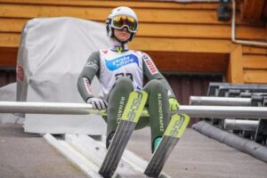Memorial Olimpijczykow Szczyrk2021 fotEwaSkrzypiec NicoleKonderla 300x200 - LGP Pań Frenštát: Treningi dla Bogataj i Kriznar, Konderla najwyżej klasyfikowaną Polką