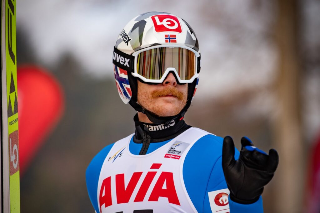 Hopplandslaget Challenge: Johansson i Opseth zwycięzcami nietypowego konkursu w Lillehammer