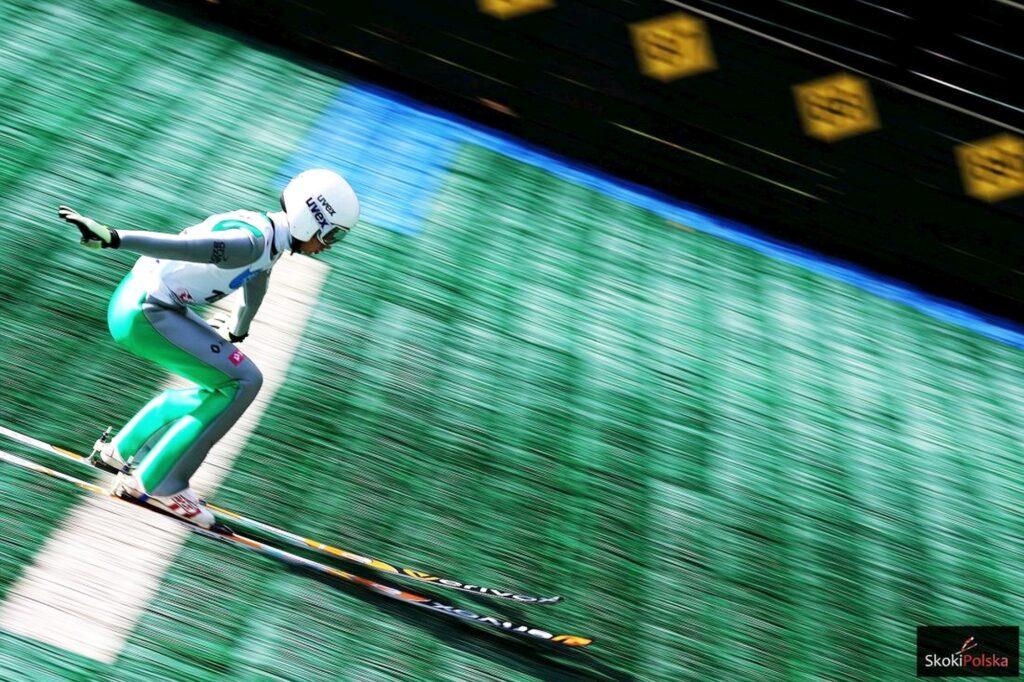 Read more about the article FIS Cup Pań Einsiedeln: Sina Arnet najlepsza przed własną publicznością