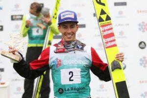 Stefan Kraft Courchevel2021 winner fotJuliaPiatkowska 300x200 - LGP Courchevel: Zwycięski powrót Krafta, dwaj Szwajcarzy na podium!