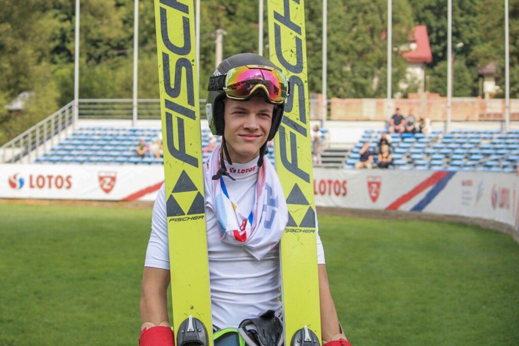 """Read more about the article Jan Habdas po premierowym podium w FIS Cup: """"Nakładam na siebie niepotrzebną presję"""""""