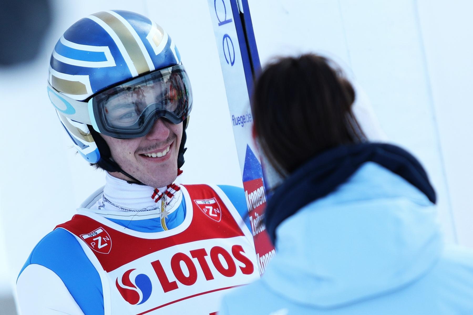 You are currently viewing FIS Cup Villach: Janni Reisenauer najlepszy w niedzielę, bez Polaków w czołowej dziesiątce