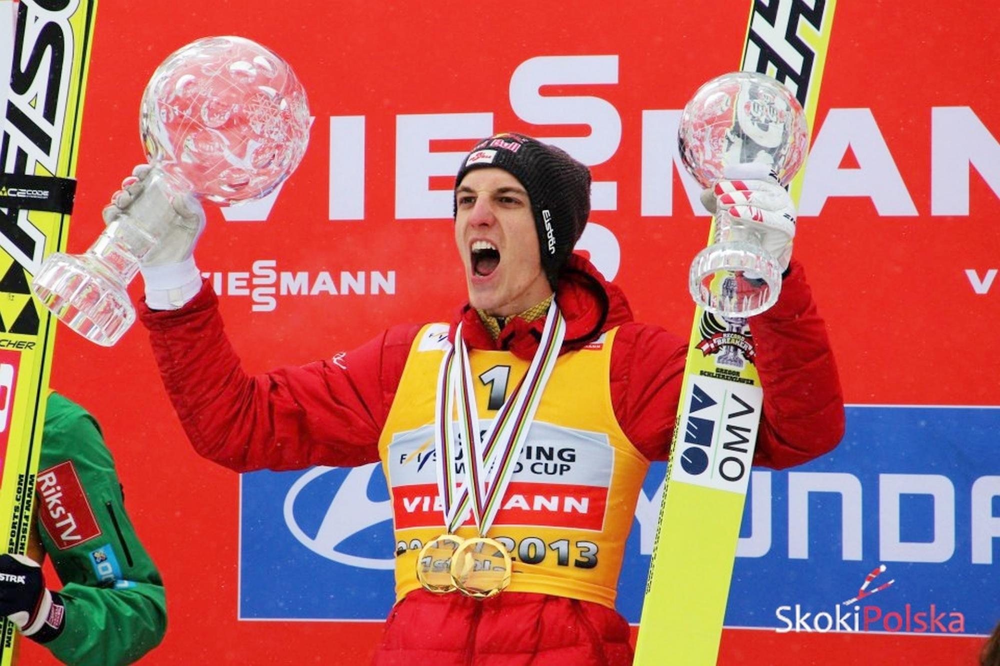 You are currently viewing Dwa oblicza Gregora Schlierenzauera, wielkiej gwiazdy skoków narciarskich