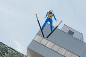 HalvorEgnerGranerud Czajkowski2021 fotEvgeniyVotintsevLOT 300x200 - LGP Czajkowski: Granerud przeskoczył Klimova, Forfang otarł się o rekord skoczni
