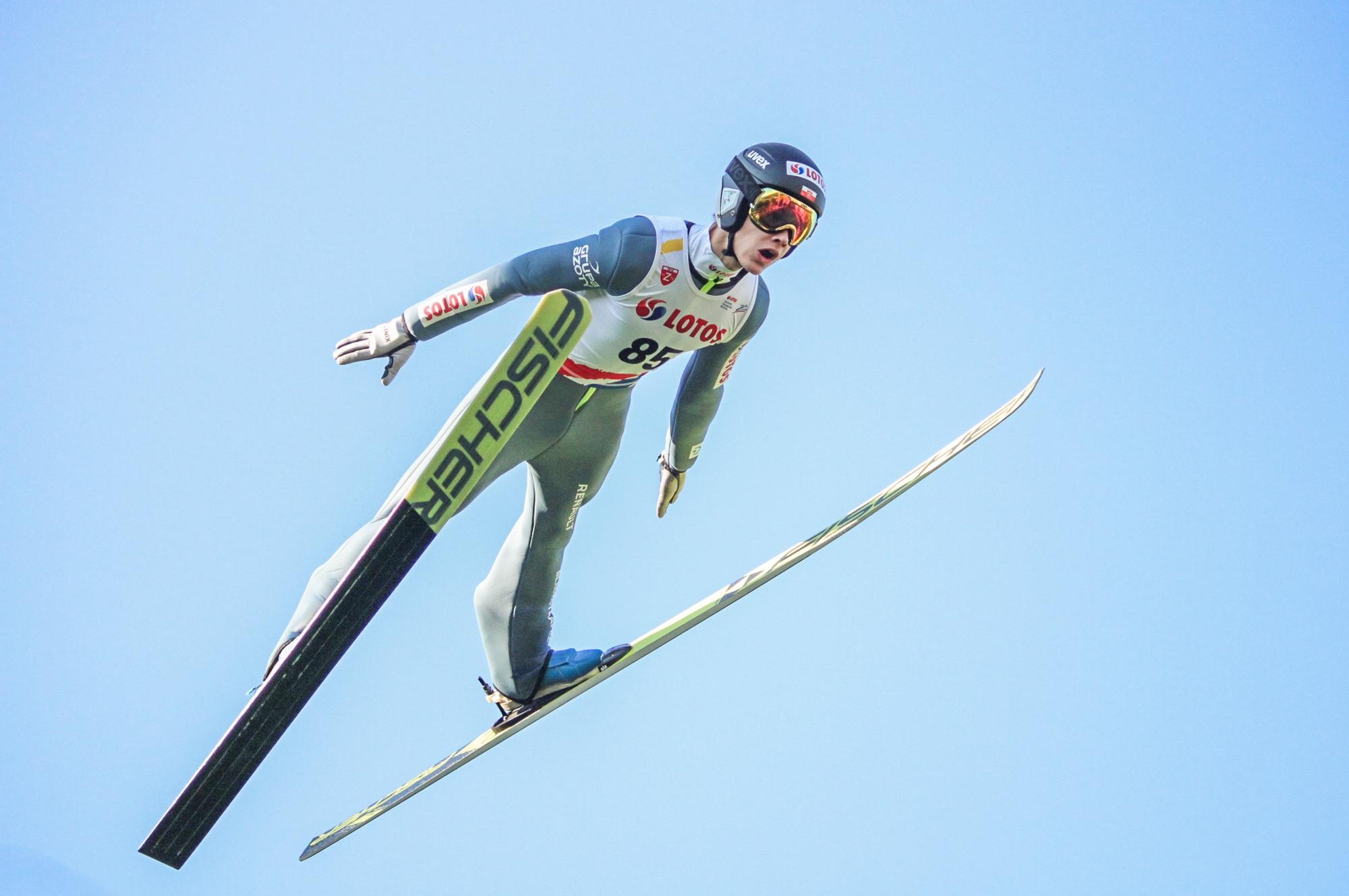 You are currently viewing FIS Cup Lahti: Hoffmann prowadzi po pierwszej serii, Habdas drugi!