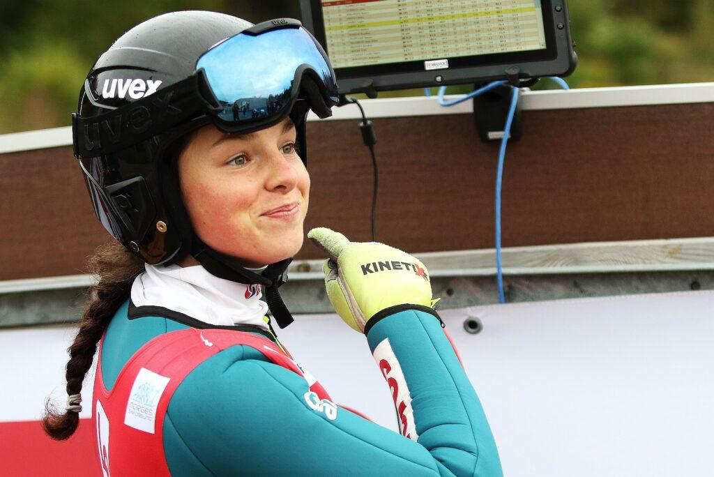 """Kamila Karpiel dziesiąta w Oslo: """"Pozytywnie się zaskoczyłam, ale wiem, że mnie na to stać"""""""