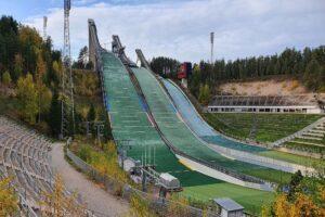 Read more about the article FIS Cup Lahti: Tylko 27 skoczków powalczy na Salpausselce. Są Polacy (program, składy kadr)