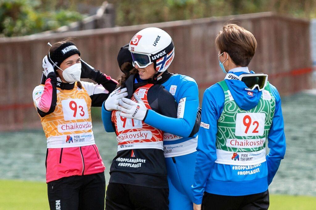 LGP: Granerud odpierający atak Klimova i zwycięski norweski mikst w Czajkowskim [FOTORELACJA]