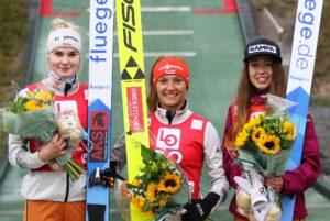 Read more about the article LPK Pań Oslo: Katharina Althaus znokautowała liderki, jedna Polka z punktami