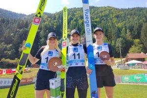 Read more about the article FIS Cup Pań Ljubno: Triumf Niki Križnar i słoweńskie podium