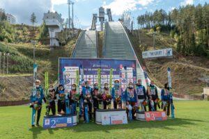 Slowenia Norwegia Rosja mikstCzajkowski2021 fotPavelSemyannikov 300x200 - LGP Czajkowski: Norwegowie najlepsi w konkursie drużyn mieszanych