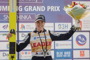 """Read more about the article Urša Bogataj już wygrała Grand Prix. """"Nie spodziewałam się tego. Teraz już wiem, co muszę robić"""""""
