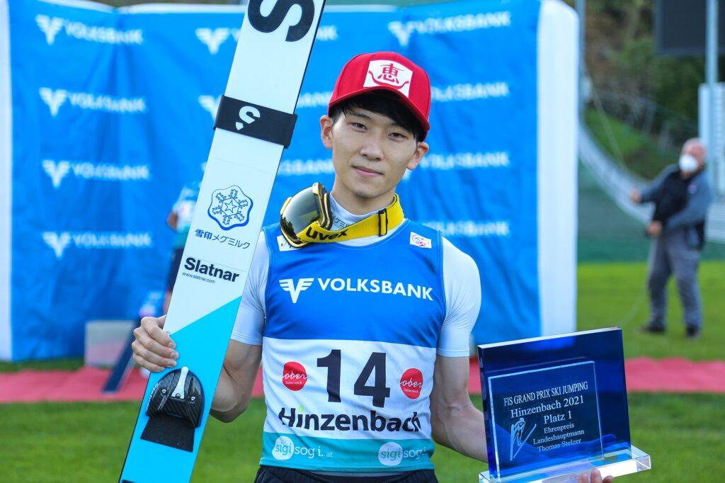 Read more about the article LGP Hinzenbach: Sato przeskoczył Kobayashiego i wygrał, Żyła najwyżej z Polaków