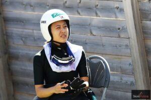 Read more about the article Nozomi Maruyama z poważną kontuzją kolana po upadku w Sapporo. Czy to koniec sezonu Japonki?