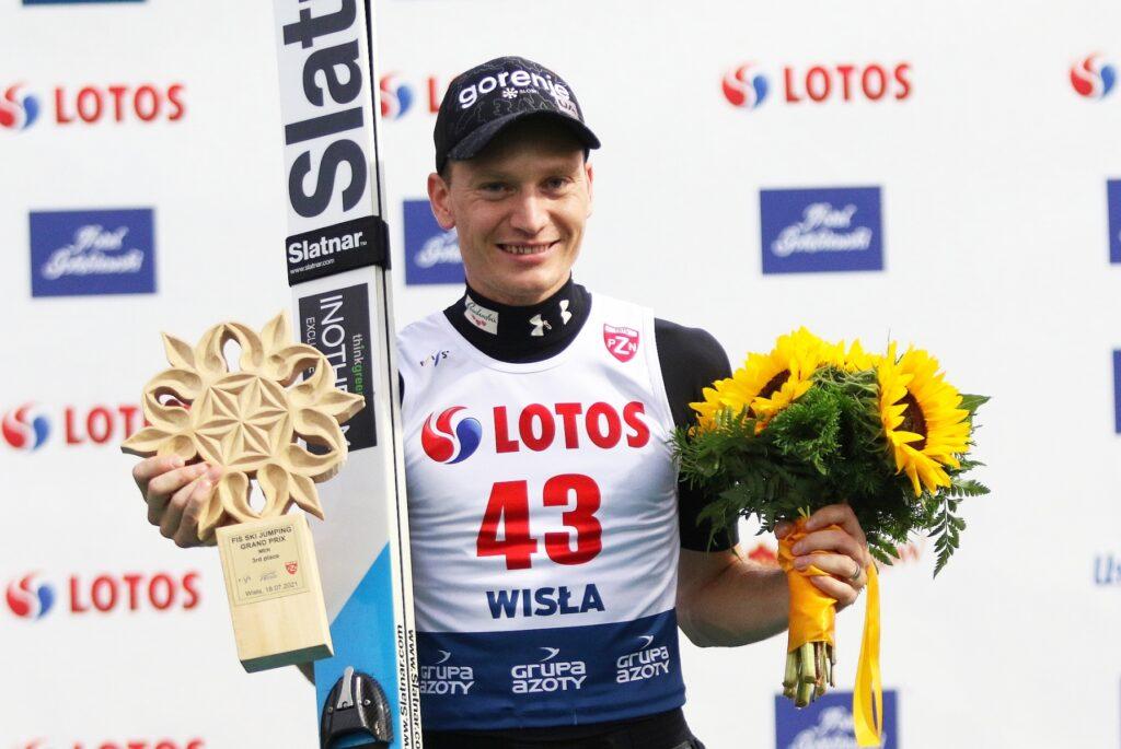 Read more about the article Anže Lanišek i Nika Križnar najlepsi w mistrzostwach Słowenii w Kranju