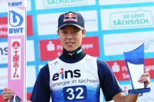 Read more about the article Sara Takanashi i Ryoyu Kobayashi najlepsi w mistrzostwach Japonii na normalnej skoczni