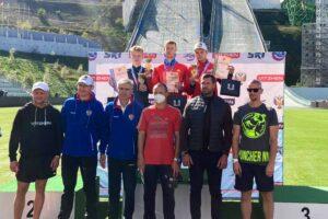 Read more about the article Mistrzostwa Rosji: Evgeniy Klimov wygrywa w Krasnej Polanie, Danil Sadreev tuż za nim