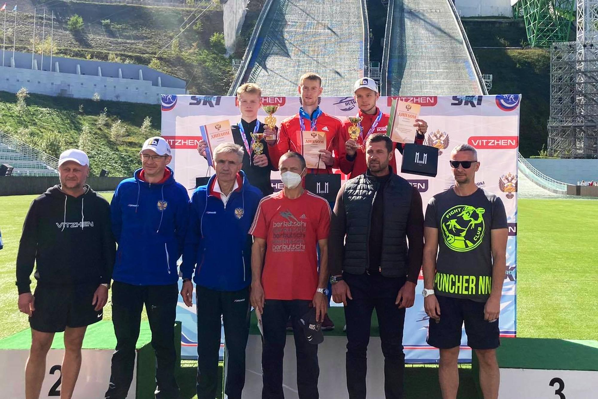 You are currently viewing Mistrzostwa Rosji: Evgeniy Klimov wygrywa w Krasnej Polanie, Danil Sadreev tuż za nim