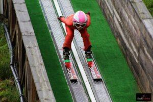 Młodzi Polacy i siostra Petera Prevca z triumfami w FIS Schüler Grand Prix