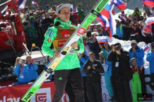 Peter Prevc odznaczony Złotym Krzyżem Zasługi