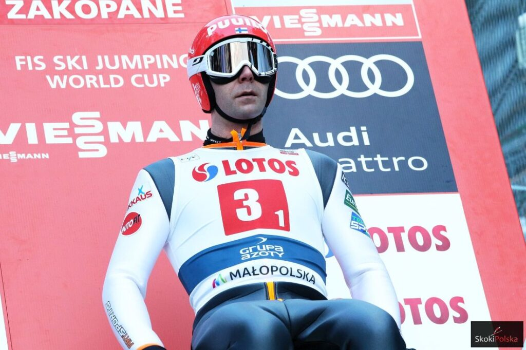 """Fińska czwórka na Mistrzostwa Świata w Lahti z narciarskim """"weteranem"""""""
