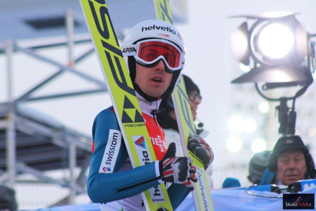 Simon Ammann chce wystartować w igrzyskach w PyeongChang!