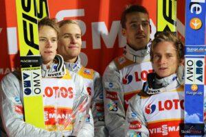 Norwescy skoczkowie i skoczkinie nominowani na zawody w Oslo