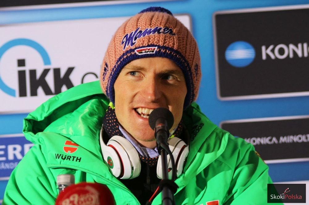 Turniej Czterech Skoczni bez Severina Freunda. Niemiec ma nowy sportowy cel!