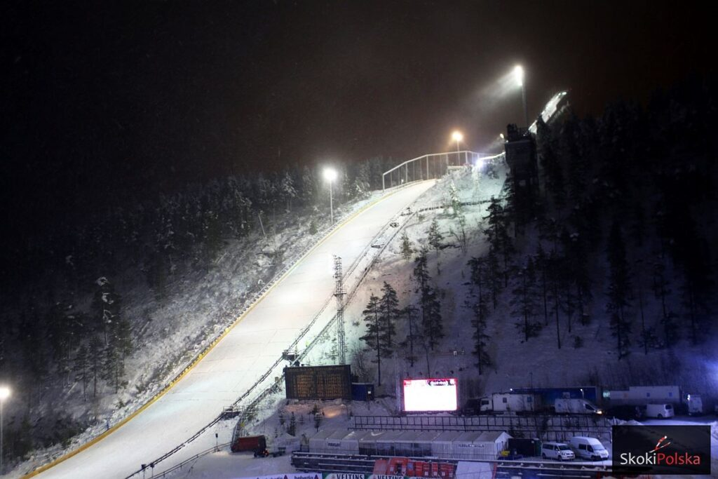 PŚ Kuusamo: Wiatr krzyżuje plany, skoki przełożone na jutro (FOTO)