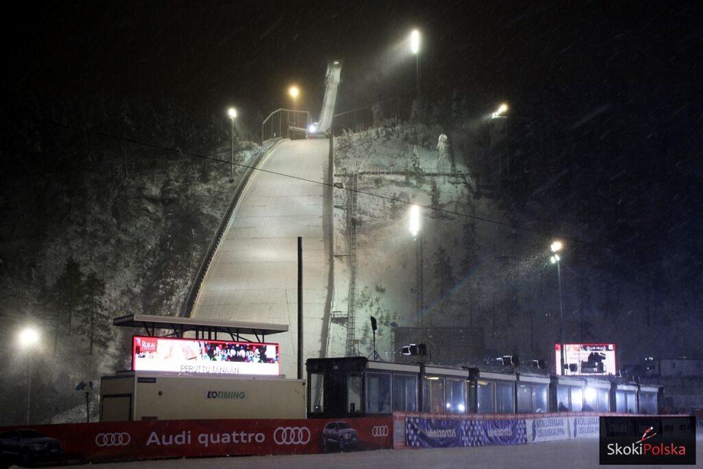 Zmiany na skoczni w Ruce, Finowie nie chcą utracić Pucharu Świata