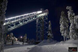 FIS kontrolował śnieg w Kuusamo, biały puch także w Lillehammer i Klingenthal