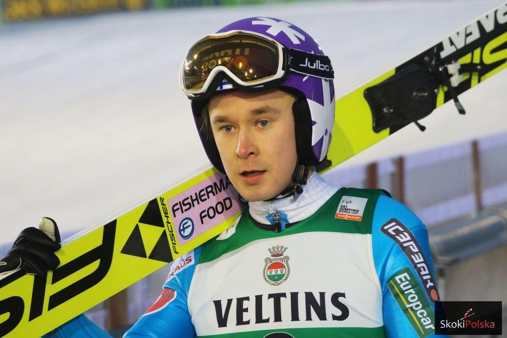 Czterech Finów i jedna Finka na starcie w Lillehammer, problemy zdrowotne Ahonena