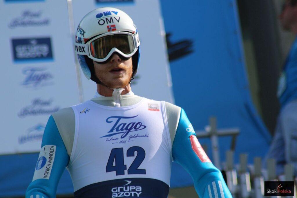 Norges Cup: Johannson najlepszy w Vikersund, słaby występ Hilde