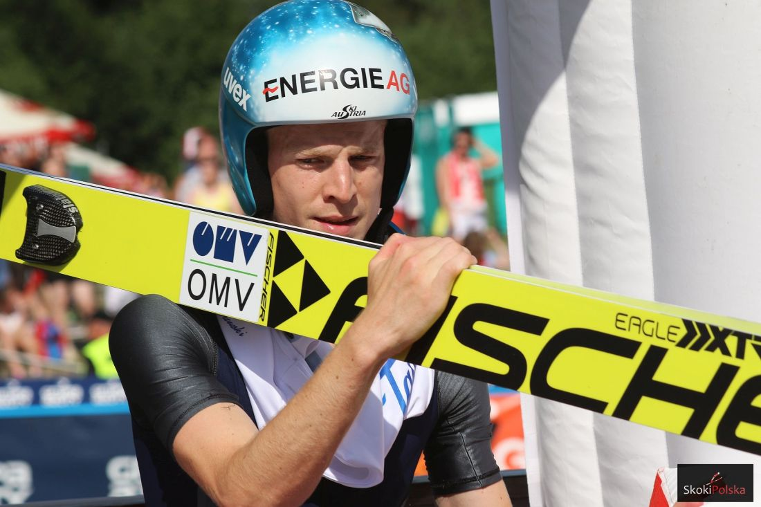 8H7A5204 - 12 Austriaków na starcie w Hinzenbach, Hayboeck mówi o podium