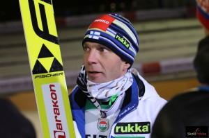 Janne Ahonen (fot. Julia Piątkowska)