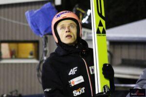 """Dawid Kubacki: """"W Kuusamo da się przyjemnie skakać"""""""
