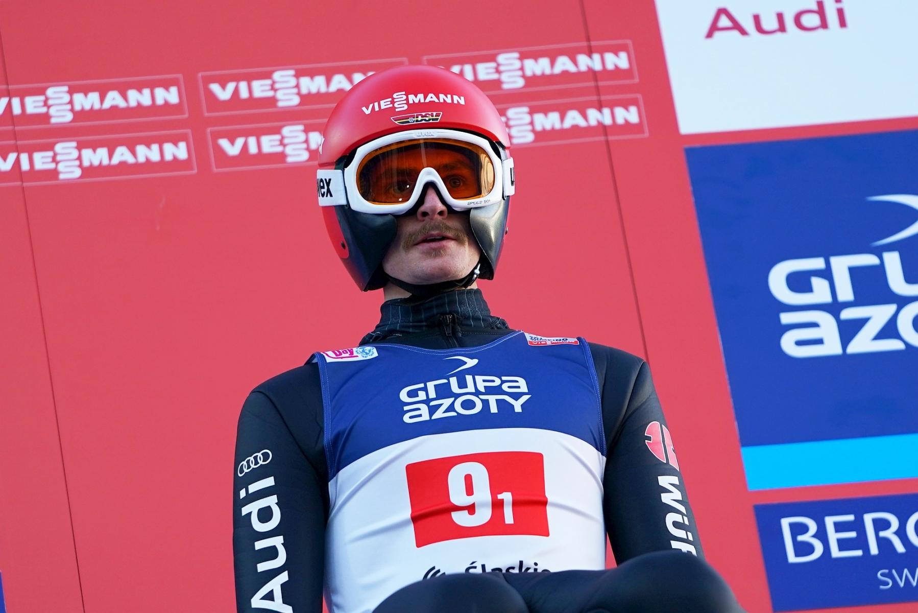 Horngacher zdecyował, to koniec Turnieju Czterech Skoczni dla Freitaga
