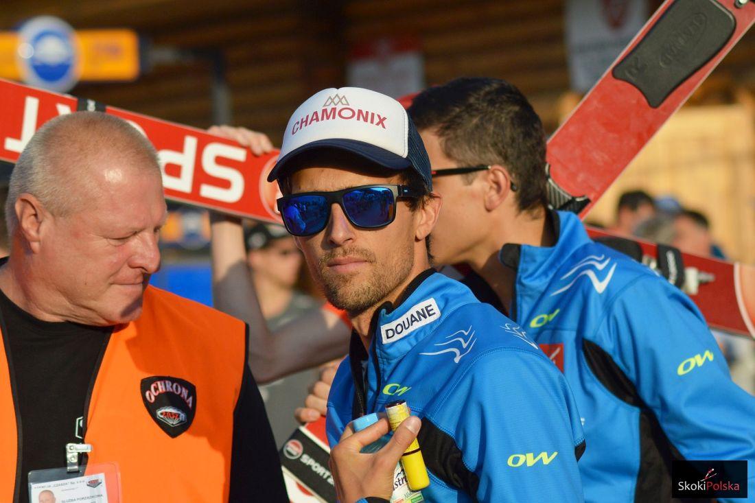 Vincent Descombes Sevoie jedynym Francuzem na starcie w Finlandii