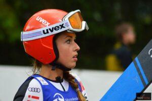 PŚ Pań Lillehammer: Juliane Seyfarth deklasuje rywalki na starcie sezonu!