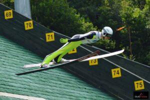 FIS Cup Kandersteg: Serie próbne dla Paillard i Leitnera, Kantyka 4.
