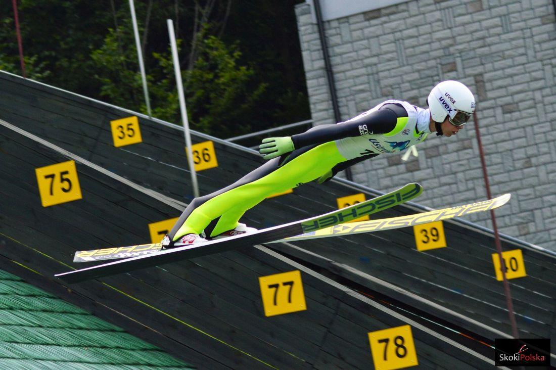 DSC 0794 - FIS Cup Kuopio: Zniszczoł na pierwszym miejscu w serii próbnej!