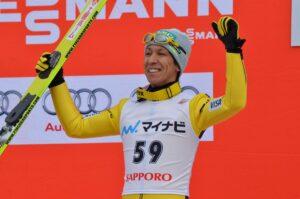 """Kraft zadowolony z formy, Kasai: """"Mam nadzieję, że w Vikersund wygram"""""""