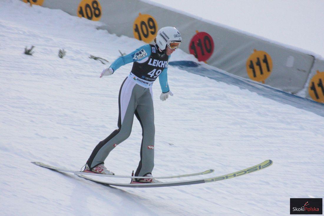 Daniela Iraschko-Stolz (fot. Frederik Clasen)