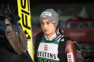 PŚ Oberstdorf: Kot wygrywa kwalifikacje, poważny upadek Schlierenzauera!