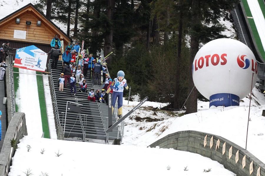 LOTOS Cup: Trzy wygrane dla AZS Zakopane (FOTO)