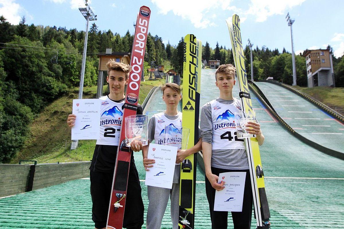 Puchar Karpat: Twardosz i Czyż triumfują w pierwszych konkursach (FOTO)