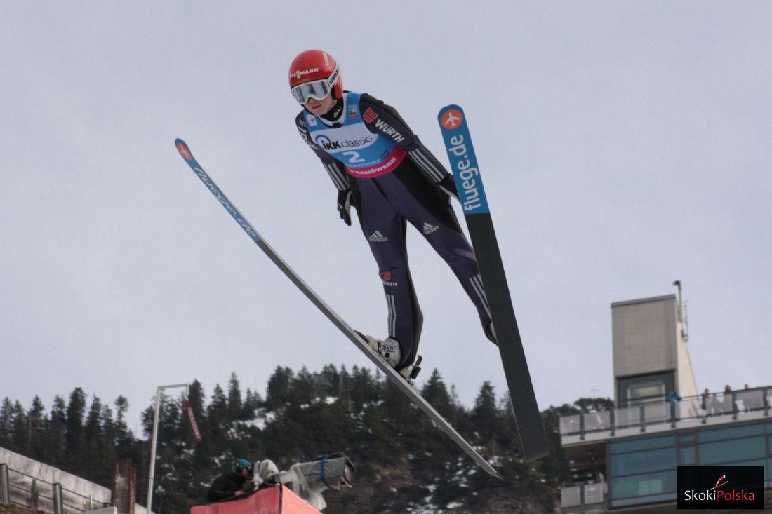 PK Pań Brotterode: Pauline Hessler wygrywa sobotni konkurs